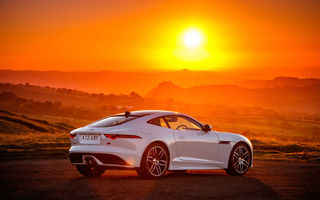 Обои Jaguar, Chequered, F Type