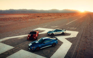 Обои Ford, Mustang, Shelby, GT500