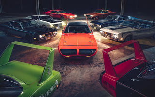 Обои Plymouth, Daytona, Dodge, Superbird, Charger