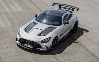 Картинка Mercedes, Black, 2020, AMG, GT, Series