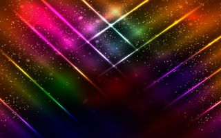 Картинка colorful, neon, glittering, abstract