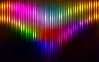 Обои neon, colorful, glittering, abstract