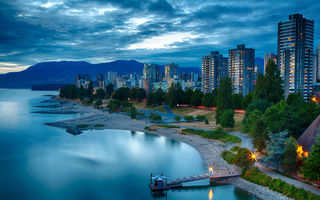Картинка vancouver, West End, canada