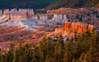 Обои юта, Bryce canyon national park, скалы, сша