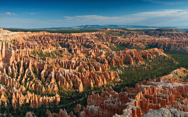 Обои Bryce Point, парк, Bryce Canyon National Park, скалы, природа