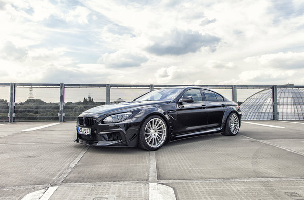 Обои bmw, 6-series, prior-design, gran coupe, pd6xx, тюнинг, prior design