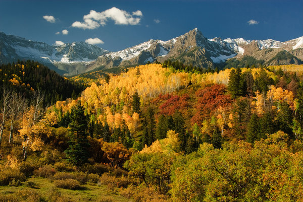Обои usa, colorado, san juan mountains, robin wilson