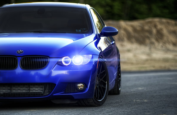 Обои car, бмв, tuning, bmw 3 series, авто, hq, трешка