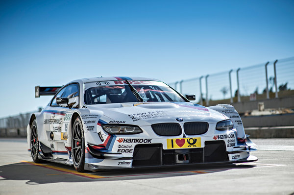 Обои Day, DTM, Race, BMW, Front, Track, Car