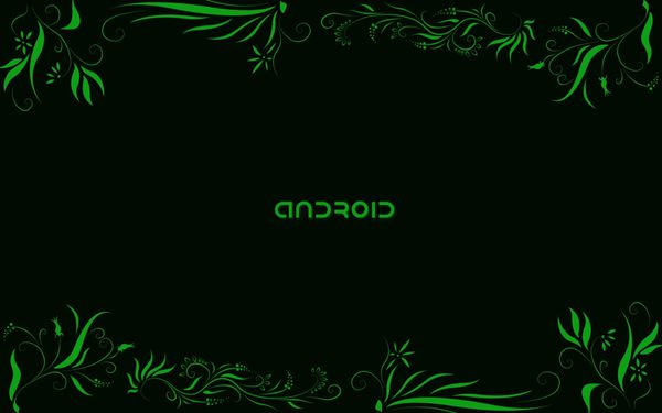 Обои Андроид, ос, android, green