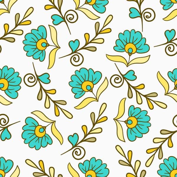 Бесшовный узор с лимонами и лаймами. обои для рабочего стола ... | 600x600