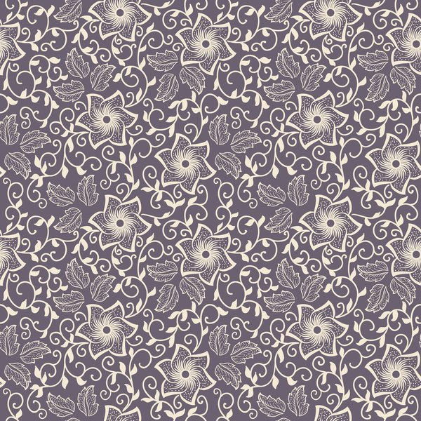 Обои seamless, текстура, ornament, texture, flower, орнамент, pattern