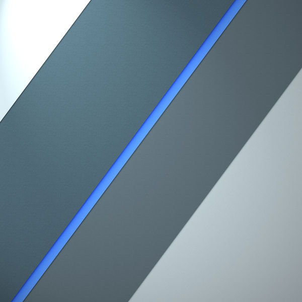 Обои Android, Material, Blue, Silver, Lollipop, Design, Abstraction, 5.0, Line