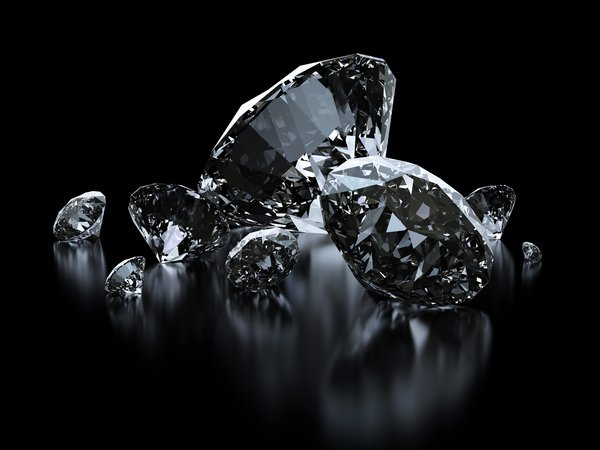 Обои stones, diamonds, cut