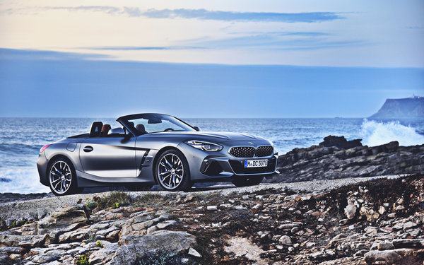 Обои BMW Z4, G29, roadsters